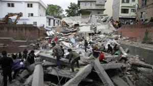 Pomoć stradalima u potresu u Nepalu