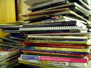Školske knjige i pribor