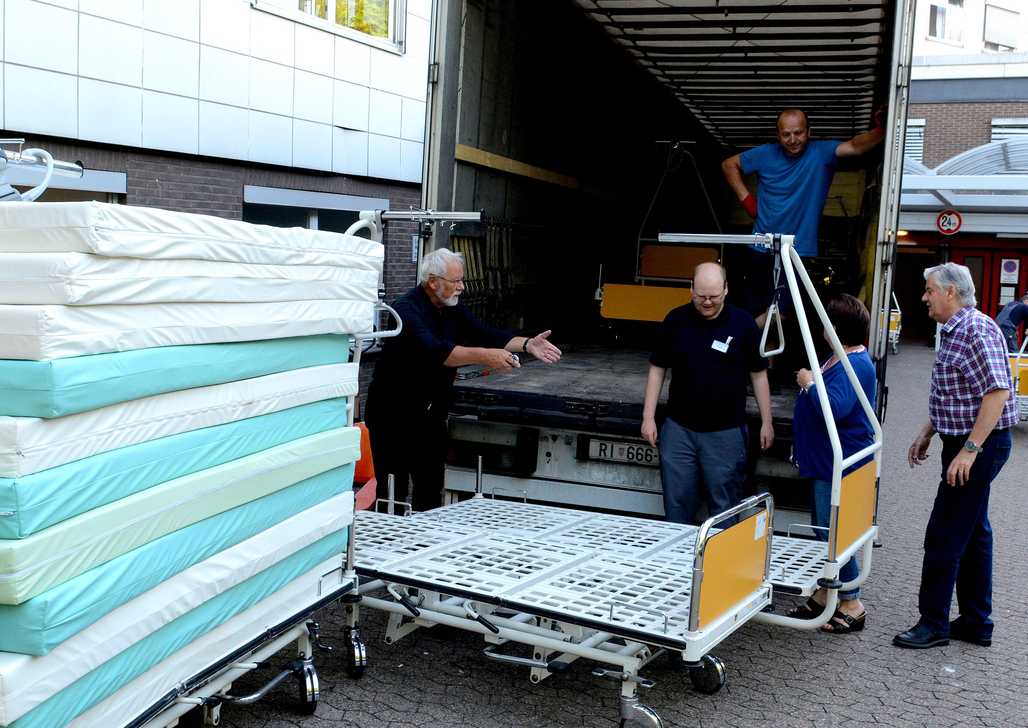 Bolnički kreveti velika su pomoć obitelji u potrebi