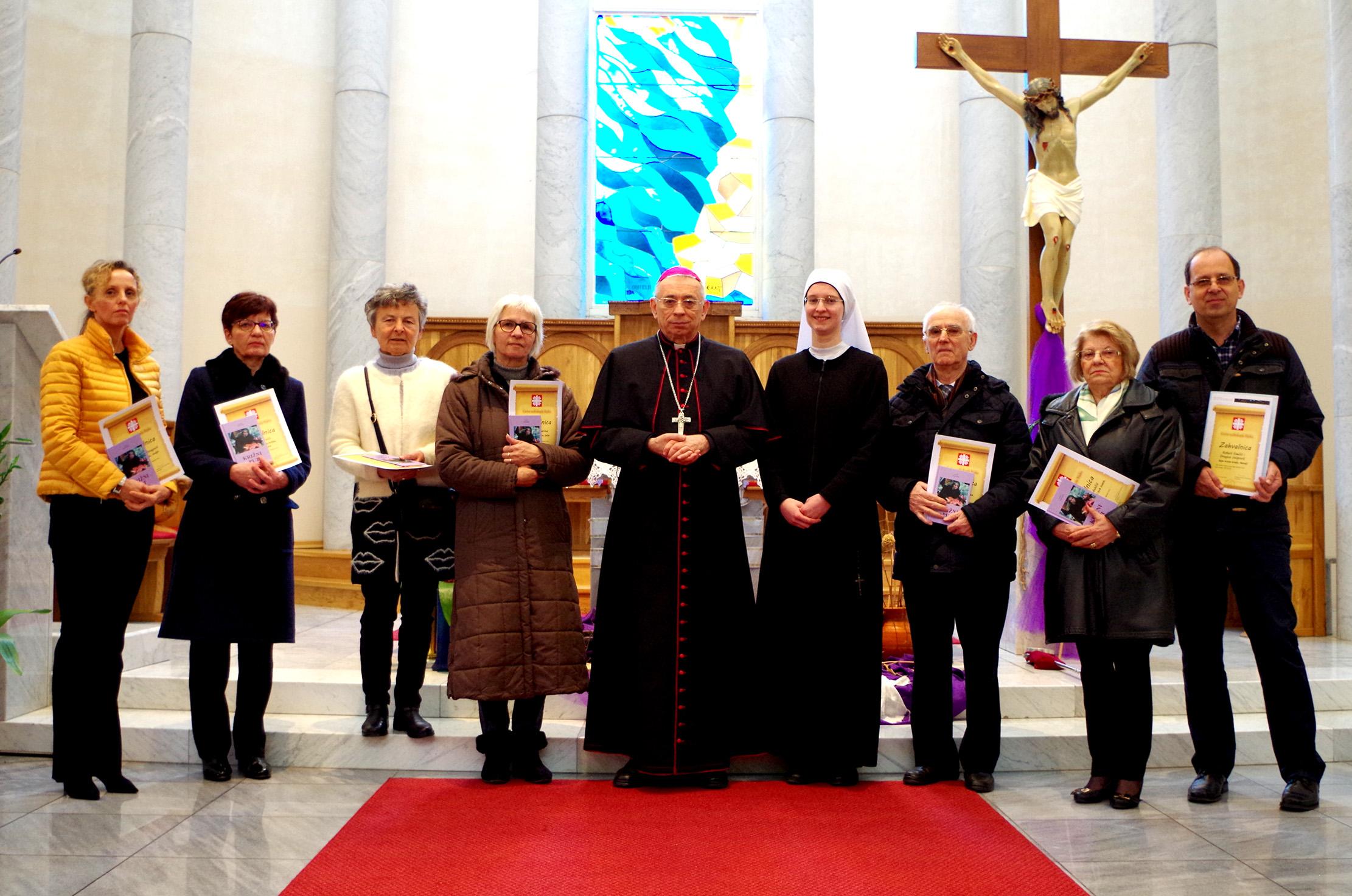 Dan Caritasa i podjela zahvalnica