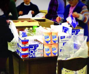 U porastu donacije Caritasu