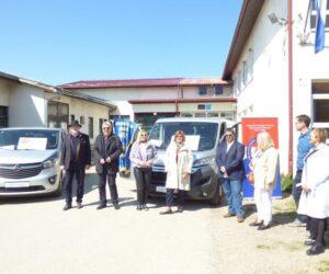 Učenici pomogli kupnju vozila za 1. OŠ Petrinja