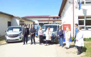 Učenici pomogli kupnju vozila za OŠ Petrinja