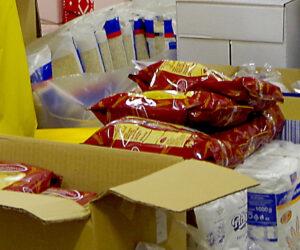 Donacije prehrambenih proizvoda redovito pristižu u Caritas i dolaze do potrebitih