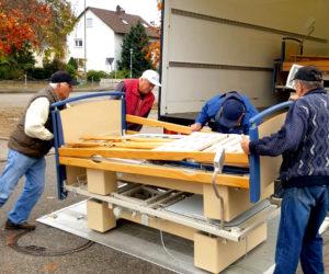 Donacija bolničkih kreveta Njemačko-hrvatske zajednice u Karlsruheu