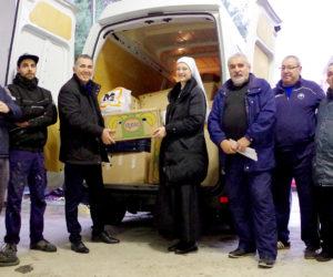 Pomoć stradalima u Albaniji