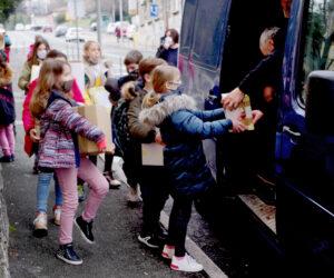 Školarci pomažu školarcima u Sisku i Petrinji
